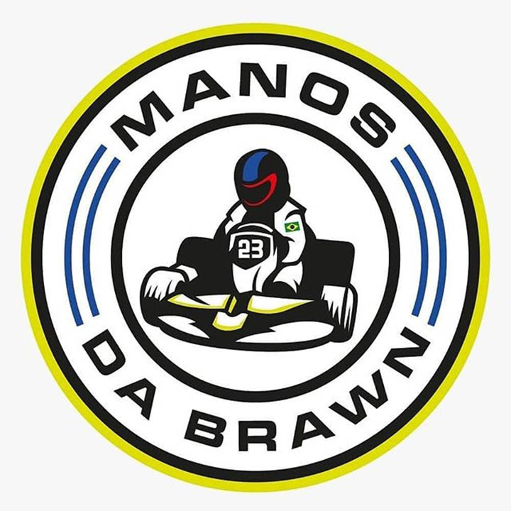 Logo Manos da Brawn